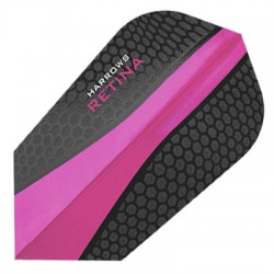 HARROWS RETINA SLIM PRETO-ROSA