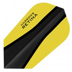 HARROWS RETINA SLIM AMARELO-PRETO