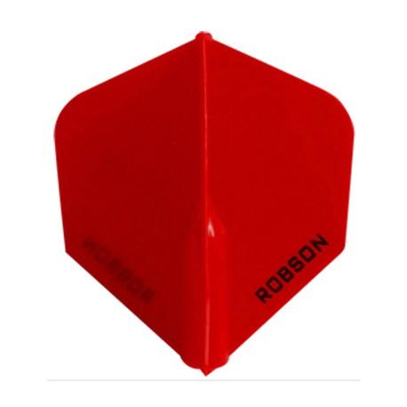 ROBSON PLUS FLIGHT Standard Vermelho