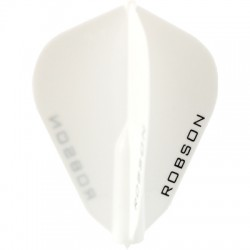 ROBSON PLUS FLIGHT Fantail Branca