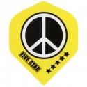 PLUMAS BULLS FIVE STAR Standard Peace