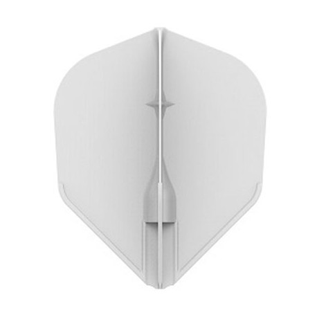 CHAMPAGNE FLIGHT Integrado Shape Blanca