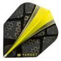 PLUMAS TARGET VISION Yellow Center