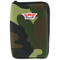 DART CASE BULL'S THE PAK camouflage