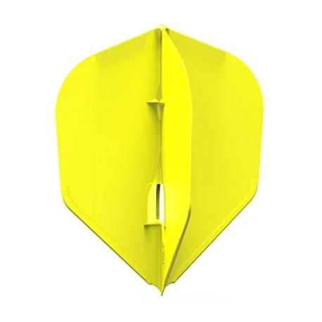 CHAMPAGNE FLIGHT Shape Yellow