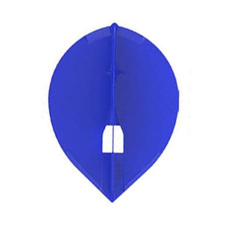 CHAMPAGNE FLIGHT Teardrop Blue Dark