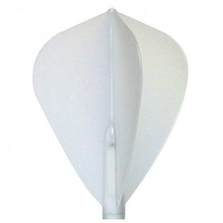FIT FLIGHT Kite branco. 6 Uds.