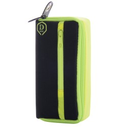 CASO MINI DARTBOX One80 amarela