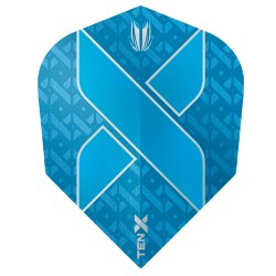 TARGET TEN-x VISION ULTRA blue Flights
