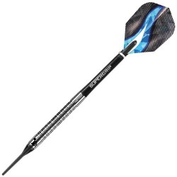 HARROWS SUPERGRIP. 16 grs SOFTIP DARTS