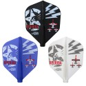 Plumas FIT FLIGHT Shape by Ricardo Perez Ibarra. 3 Uds.