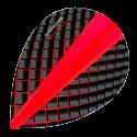 AILETTES HARROWS QUANTUM Oval rouge