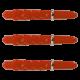 HARROWS DIMPLEX Red Short