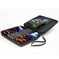 HARROWS BLAZE PRO 12 black DART CASE