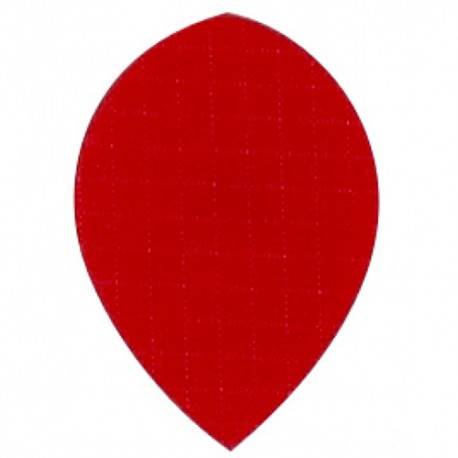 NYLON FABRIC ENDART Pear Red