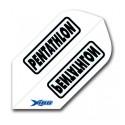 AILETTES PENTATHLON X 180 Slim Blanc