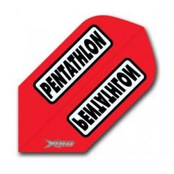 PENTATHLON X 180 Slim Vermelha