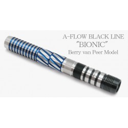 DYNASTY Black Line BIONIC. 18grs. SOFTIP DARTS