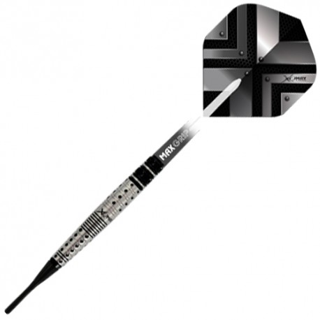 XQ-MAX BURAN 90%. 18grs. Softip darts