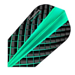 HARROWS QUANTUM slim flights jade