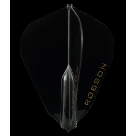 ROBSON PLUS FLIGHT Fantail negra