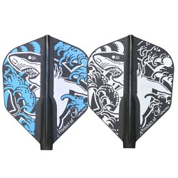 Plumas FIT FLIGHT Shape by Chris White. 3 Uds.