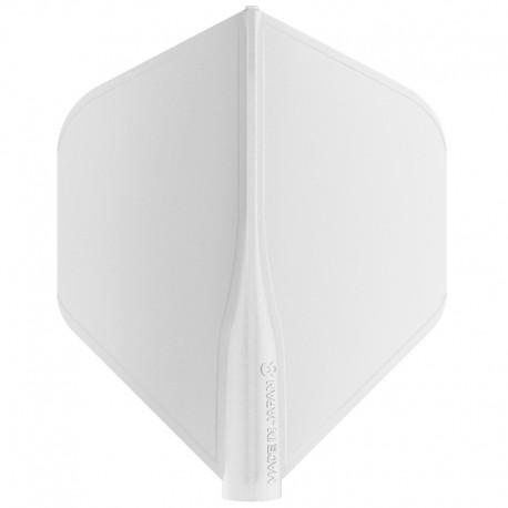 8-FLIGHT Standard white. 3 Uts.