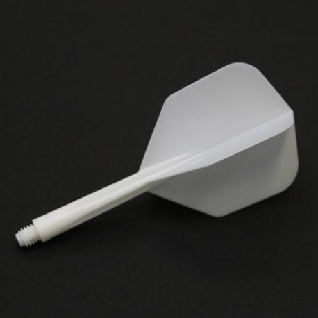 CONDOR Branca shape média. 3 Uds.