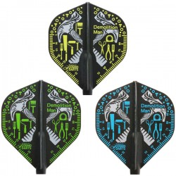 Plumas FIT FLIGHT Shape by Darren Webster 3. 3 Uds.
