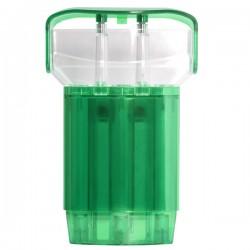 Caso Case-X Verde