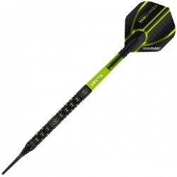 WINMAU MVG ADRENALIN 90%. 22 grs. Softip Darts