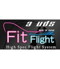 Plumas Fit Flight 3 Uds