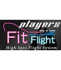 Plumas Fit Flight Jugadores