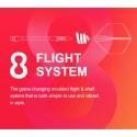 Ailettes 8 Flight