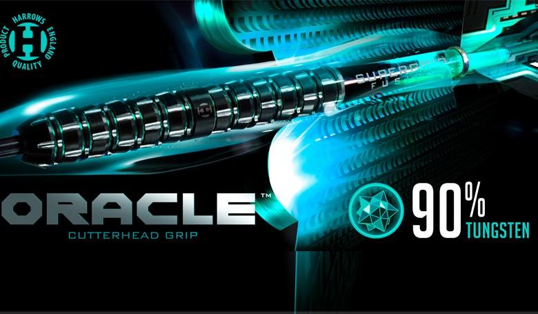 Harrows Oracle softip darts